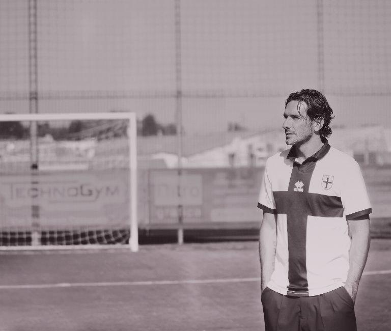 Wellfit - La Palestra - Io Wellfit e Tu - Alessandro Lucarelli - Capitano Parma Calcio