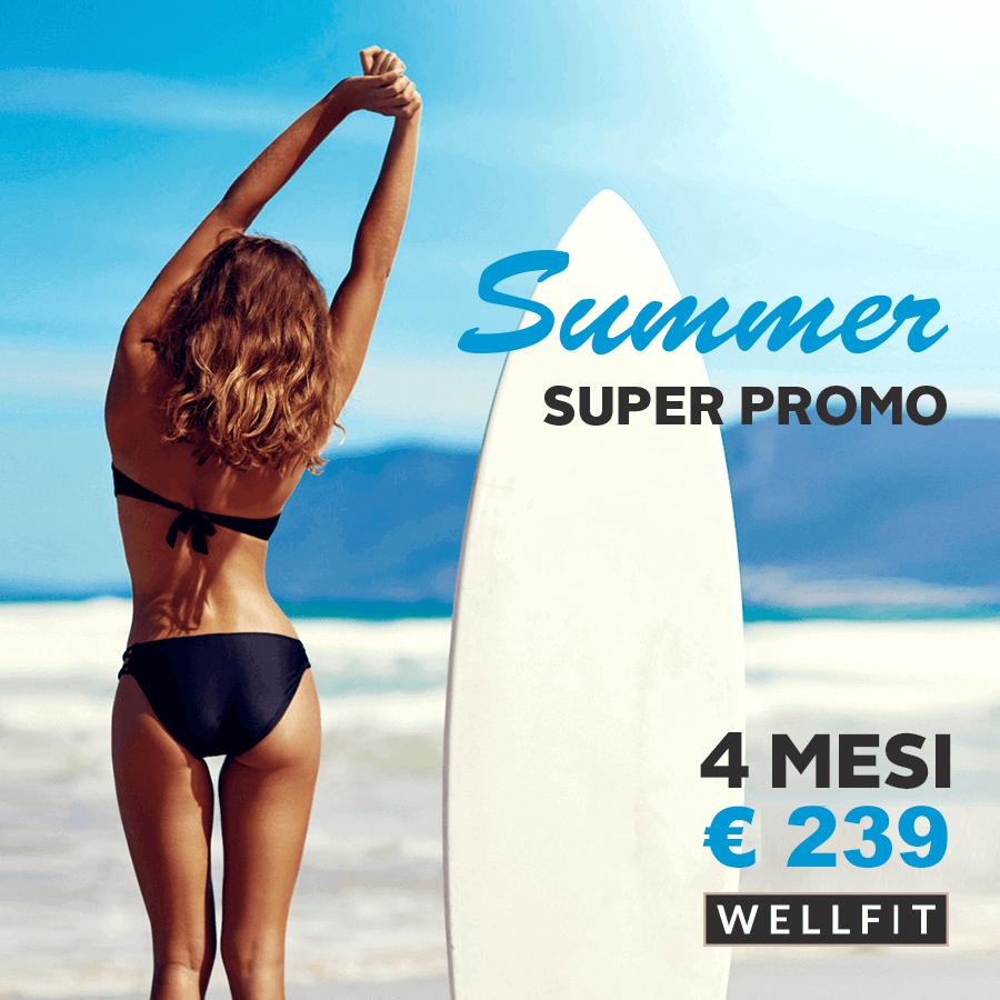 Wellfit - Promo estate